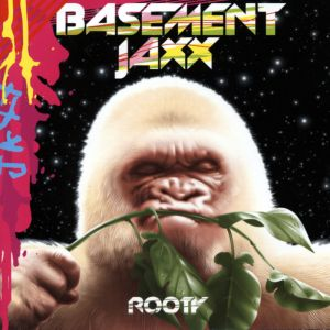 basement jaxx rooty album cover