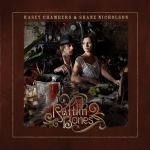 Album Cover Kasey Chambers Rattlin' Bones Rattling Shane Nicholson