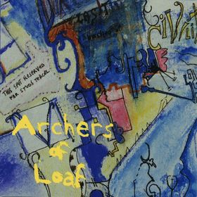 archers of loaf icky mettle album cover thumbnail