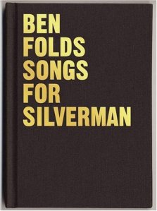 ben-folds-songs-for-silvermen-limited-edition-book-album-cover