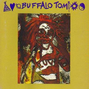 buffalo Tom album cover debut self titled