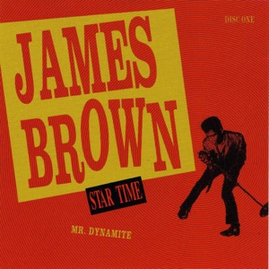 james-brown-startime-disc-one-album-cover