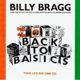 billy Bragg album cover Back to Basics