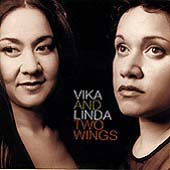 Bull Vika and Linda Two Wings album cover