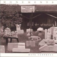 Kate Campbell Monuments album cover