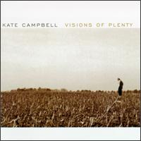 Kate Campbell Visions of Plenty album cover