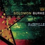 Solomon Burke album cover Nashville