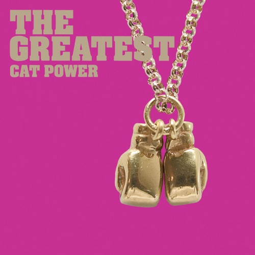 Album Cover Cat Power The Greatest