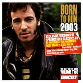 Born to Run 2003 Springsteen Uncut Magazine Album Cover