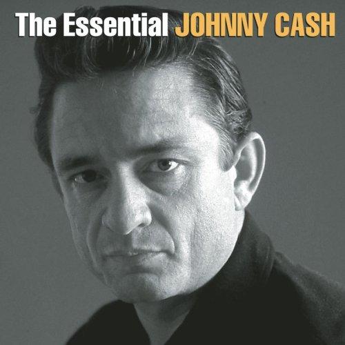 Cash album the essential johnny cash cover