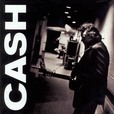 Cash johnny cash American III Solitary Man album cover