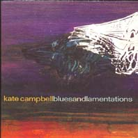 katecampbell Blues And Lamentations album cover