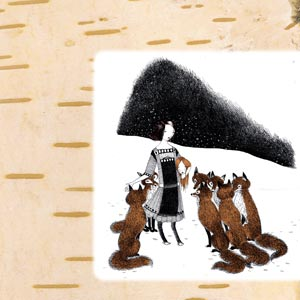 Neko Case Fox Confessor Brings the Flood album cover