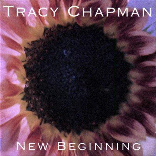 Album Cover Tracy Chapman New Beginning