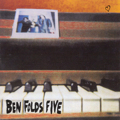 Album Cover Ben Folds Five selftitled debut