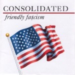 Album Cover friednly fascism fa$cism consolidated friendly