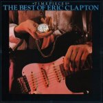 Album Cover Time Pieces The Best Of Eric Clapton