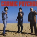Cosmic Psychos self-titled debut album cover