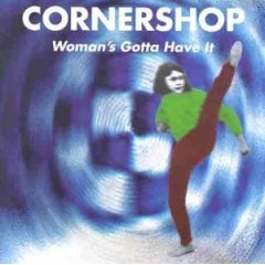 Album Cover Cornershop Woman's gotta have it
