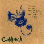 Album Cover Cuddlefish If I Could Sometimes Take The Lining Of My Stomach And Make Wings I'd Fly