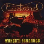 Album Cover Custard Wahooti Fandango