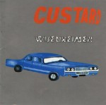 Album Cover Custard Wisenheimer