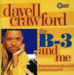 Album Cover Davell Crawford B3 and me