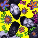 Album Cover De La Soul 3 Feet High and Rising