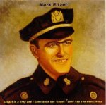 Album cover caught in a trap Mark Eitzel  CD