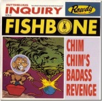 Album Cover CD Fishbone chim_chims_badass_revenge_cover review