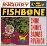 Album Cover CD Fishbone chim_chims_badass_revenge_cover review