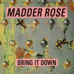a album cover a Madder Rose Bring it On hey rose blog onealbumaday CD Review
